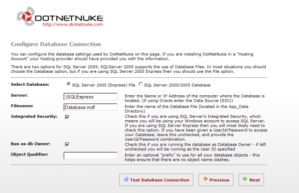 dotnetnuke-installation-wizard-database-configuration_12344480937351
