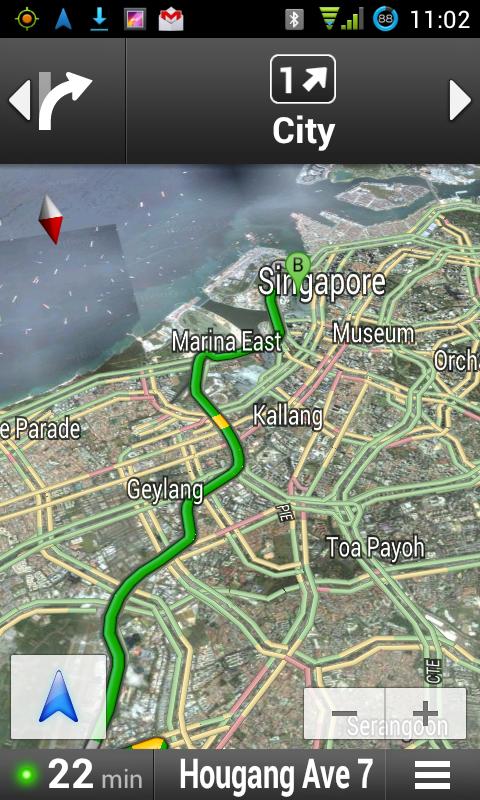 google maps gps navigation finalmente dispon vel para angola switching news network angola. Black Bedroom Furniture Sets. Home Design Ideas